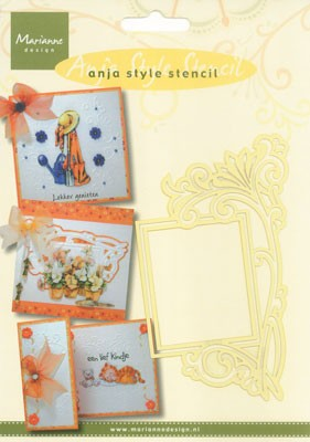 MD anja style stencils