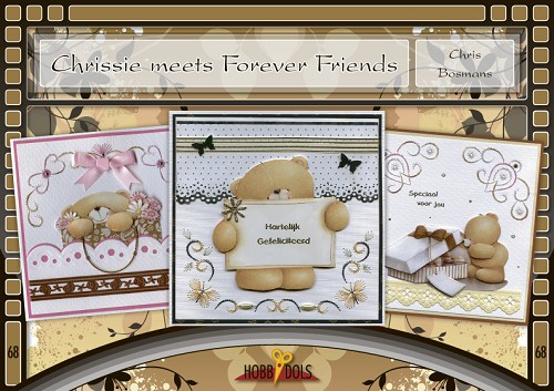 Hobbydols 68 - Chrissie meets Forever Friends