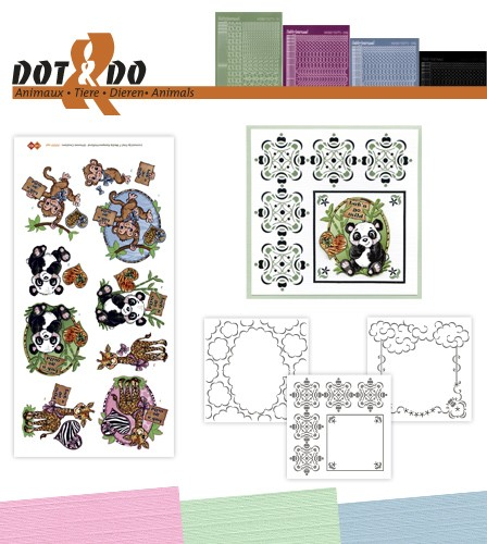 Dot & Do 30 - Dieren