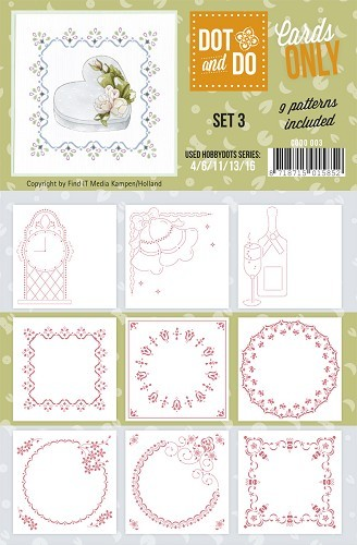 Dot & Do Cards Only Set 3