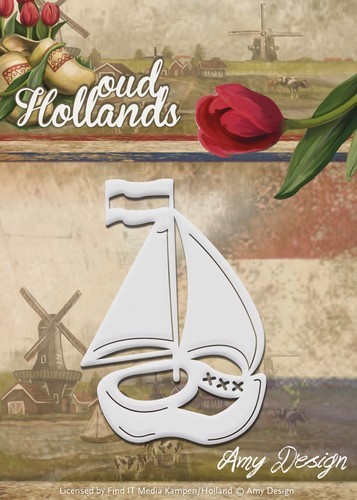 Amy Design Oud Hollands Klompboot