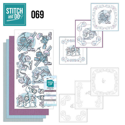 Stitch and Do  - Winter
