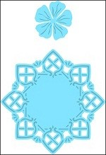 Marianne Design Creatable Doily Square