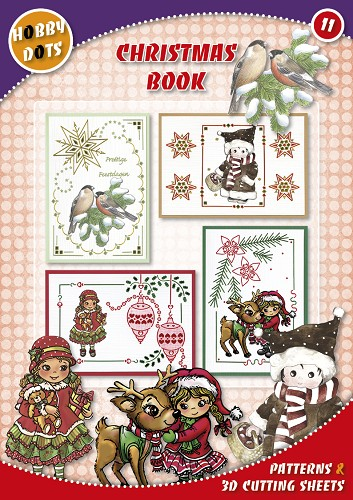 Hobbydots 11 - Christmas book