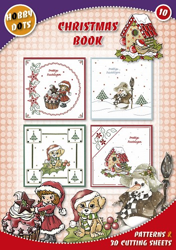 Hobbydots 10 - Christmas book