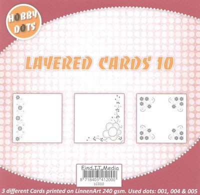 Layered Cards 10