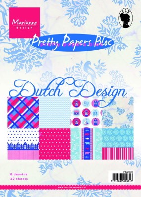 Paperblock Dutch Design