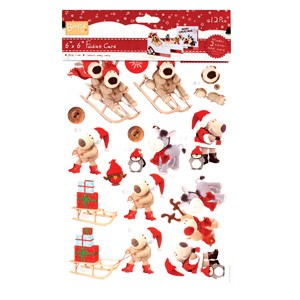 6x6 Foldies Cards- Boofle™ (2pk)