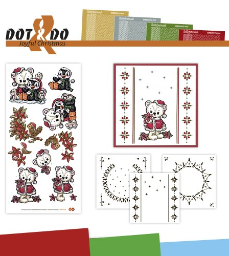 Dots & Do 22 - Joyful Christmas