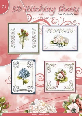 3D Stitching Sheets 21