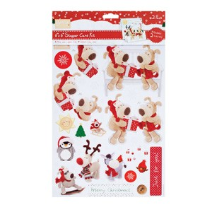 6x6 Stepper Cards & Envelopes (2pk) - Present in the Park