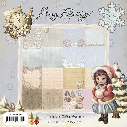 Amy Design - Paperpack - Christmas collection