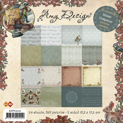 Amy Design - Paperpack - Winter Collection